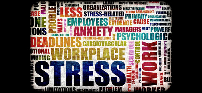 Worker Burnout: Too Much Work and Unclear Goals