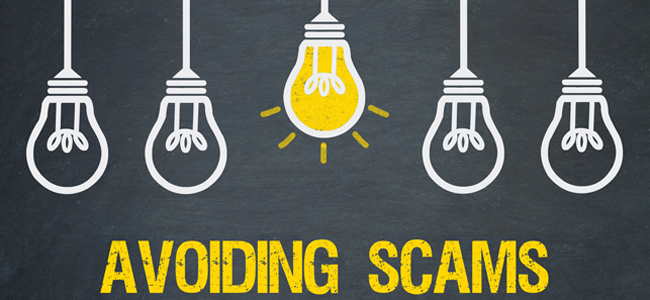 How To Detect and Dodge Financial Scams