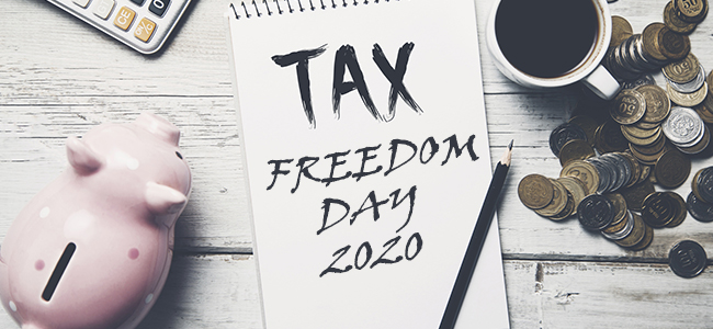 Tax Freedom Day: How Many Days Did You Work for The Taxman in 2020?