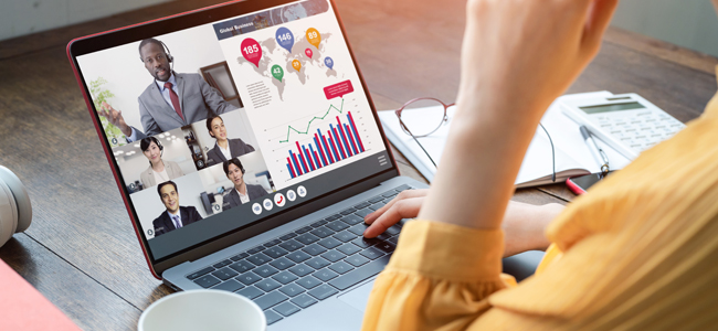 Six Tips for More Effective Online Meetings